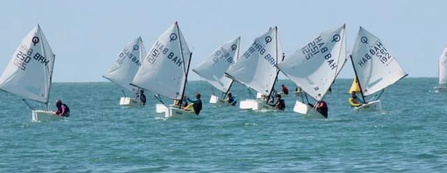 Club Profile: Grand Bahama Sailing Center