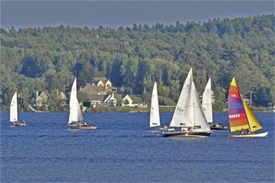 Summer Sailing Instructors – Saratoga Springs NY