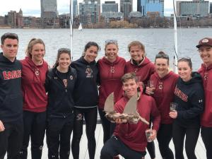 ICSA News: #5 Brown wins the Dellenbaugh; #7 Boston College wins the Marchiando