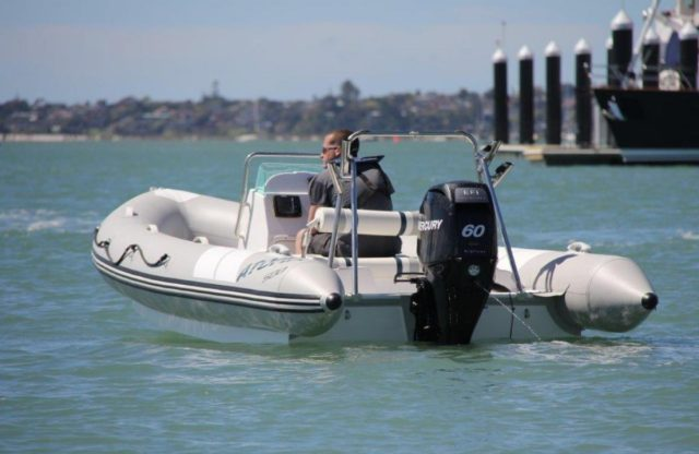S1D Brokerage Exclusive:  ATOMIX 500 RIB For Sale