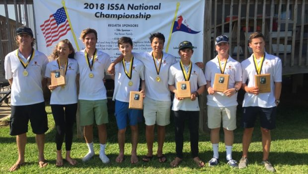 Point Loma Wins High School Dinghy National Championship