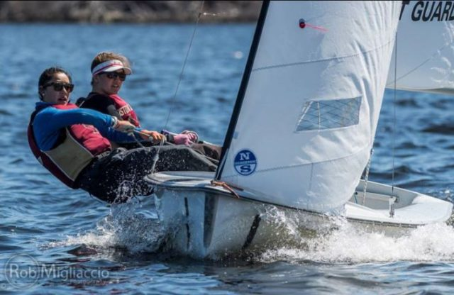 Women's Championships on the East Coast; MCSA Team Race Champs and NWICSA Coed Champs.
