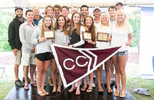 Interviews with 2018 College Sailing National Champions: Womens, Team Racing, & COED!