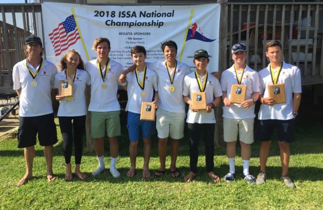 Point Loma HS Wins Team Race National Championship