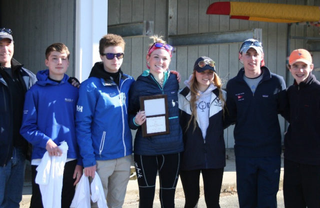 Help the Barrington High School Eagles Sailing Team Soar
