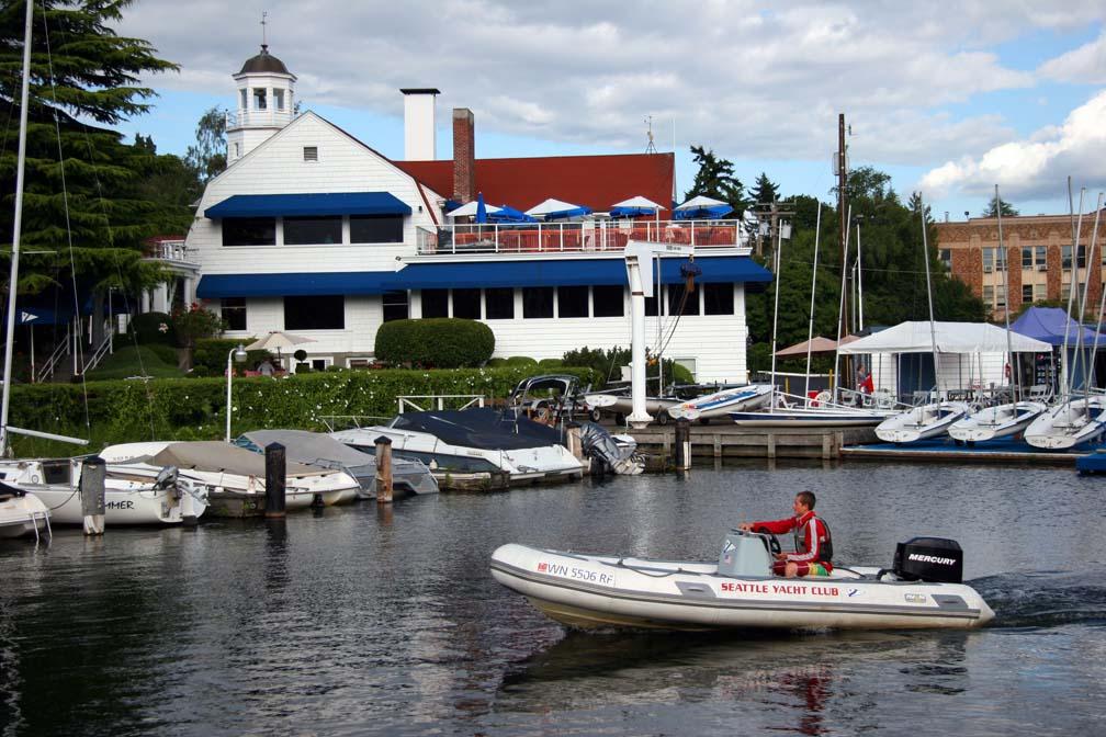 Seattle Yacht Club is Hiring a Sailing Programs Coordinator - Sail 1