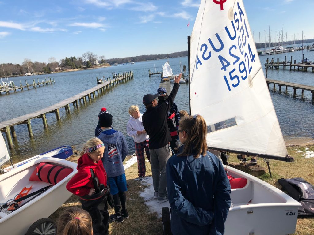 Notice & Registration Open: S1D Optimist Clinic, Fall 2018