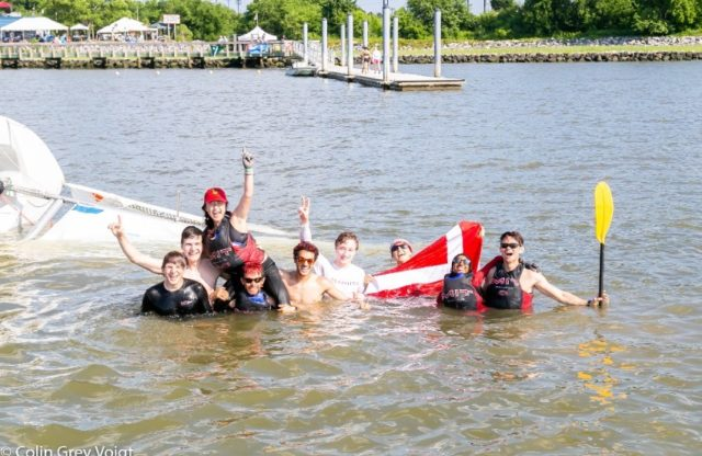 MIT Wins Gill College Sailing Coed National Championship