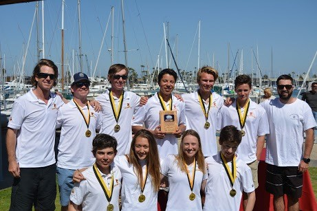 2018 Sail1Design High School Team of the Year Announced!