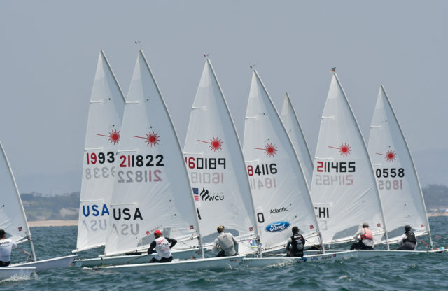 2018 Laser North American Championship Regatta Report