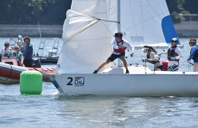 U.S. Youth Match Race Championship Regatta Report