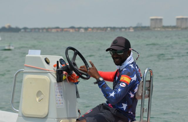 Profiles in Pro Sailing: Coach Omari Scott