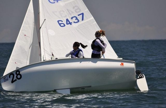 US Junior Doublehanded Women's Championship Report & Results