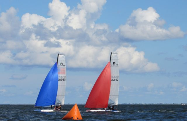 Nacra 15 North American Championship Regatta Report