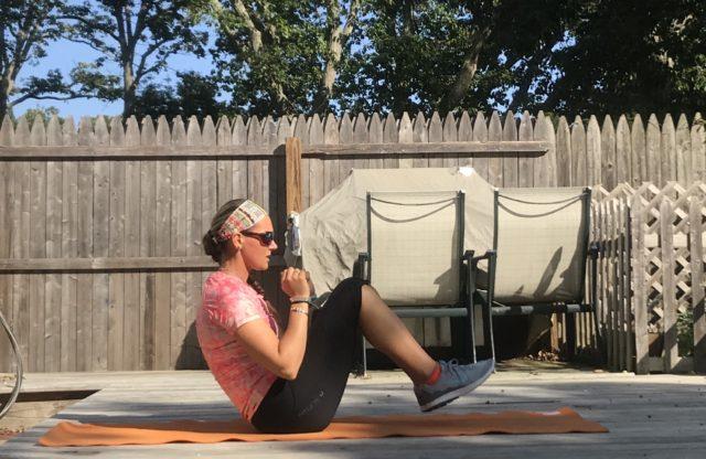 Hike Longer! : 30 Day Ab Challenge