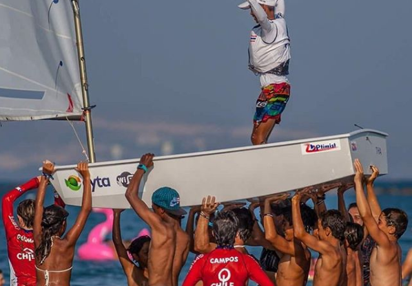 Thailand Wins 2018 Optimist Team Race World Championship