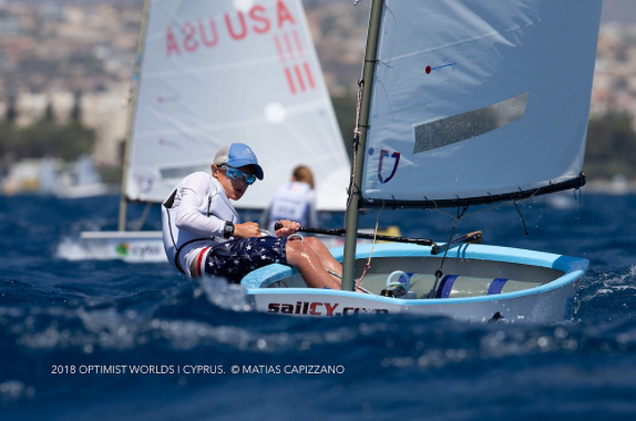2018 Optimist World Championship Report & Results: USA Takes 2 of top 5!