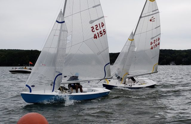 2018 Comet International Regatta Report