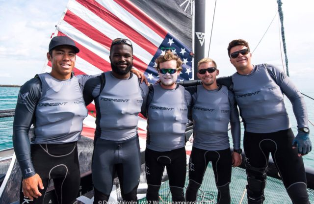 Youngest team turns heads at M32 World Championship