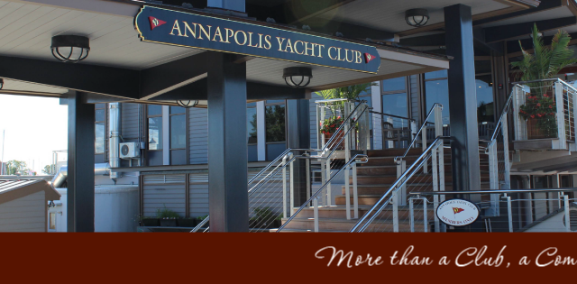 Annapolis Yacht Club, with Brand New & Expanded Facilities, is Hiring!!!