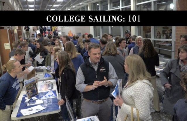 S1D Launches College Sailing Consultants!