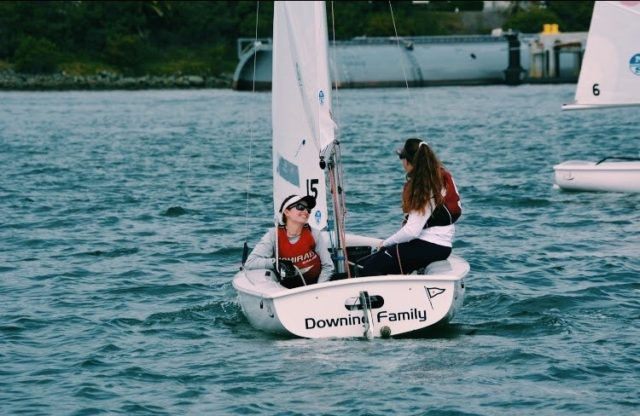 How Great Dinghy Crews Drive the Bus: Working Together to Win
