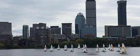 College Sailing Update: Showcase Semifinals display ICSA's best; Also Women Interconferences