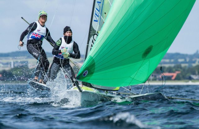 Alec Anderson: Profiles in Pro Sailing