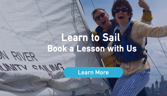 Hudson River Community Sailing is Hiring!