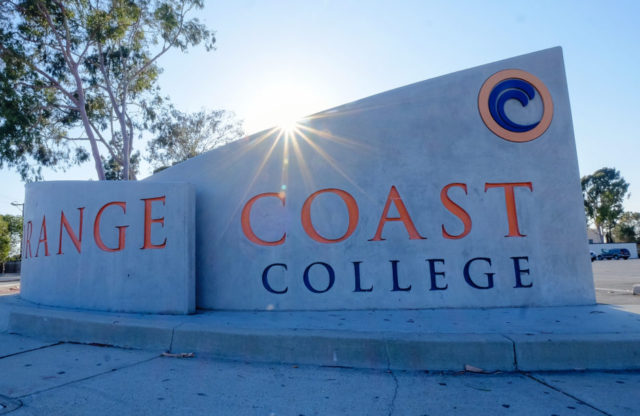 Orange Coast College is Hiring, full-time!