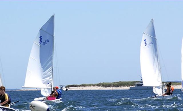 Intermediate Sailing & One Design Racing Instructors