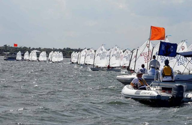 2019 Sunshine State Optimist Championship Results
