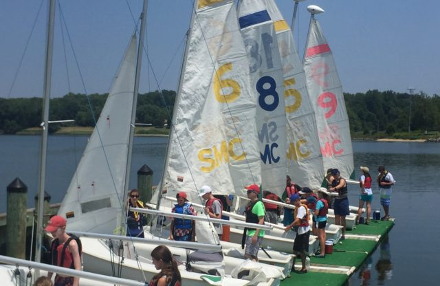 Sailing Club Profile: Brendan Sailing (& they're hiring too!!)