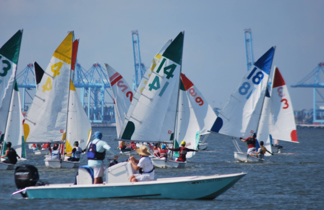 Reflections & Lessons from a Summer Sailing Instructor