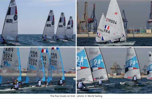RS Sailing Sends World Sailing an Open Letter: What will the Next Olympic Boat Be??