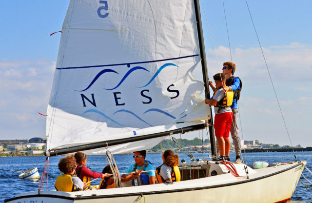 Sailing Club Profile: New England Science and Sailing