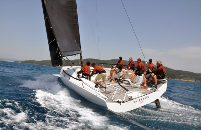 Quantum Sails Powers First ClubSwan 36 for Groundbreaking Launch