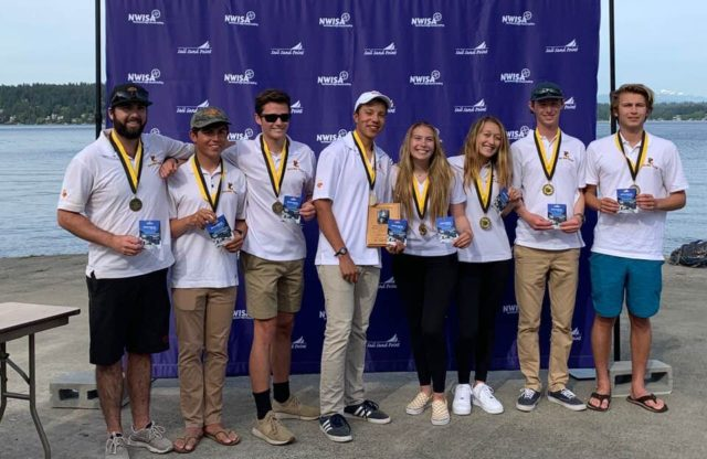 2019 S1D/Lon Gundie High School Sailing Team of the Year Announced!
