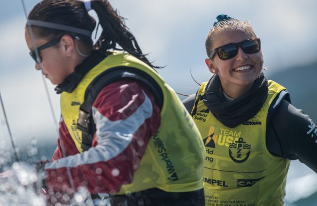 2019 World Youth Sailing Championship Results: Americans Claim Gold in Girls 420 & Girls 29er