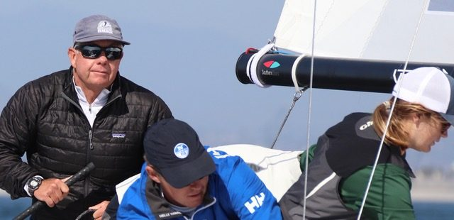 Profiles in Pro Sailing: Back to the Future with Chris Snow