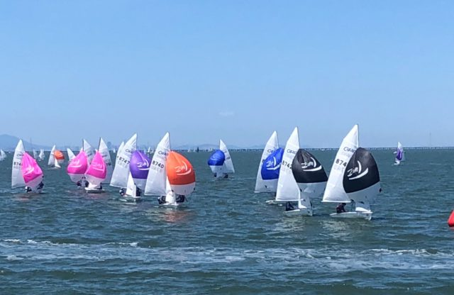 2019 US Sailing Junior National Championships Report, Final Results