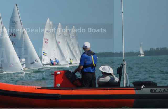 ICSA NEWS: All-new Partnership Offers Discounts on Coaching RIB's to College Sailing Teams!