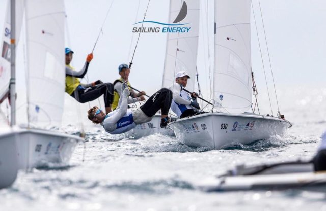 Profiles in Pro Sailing: Tomas Dietrich's Fearless Olympic Dream