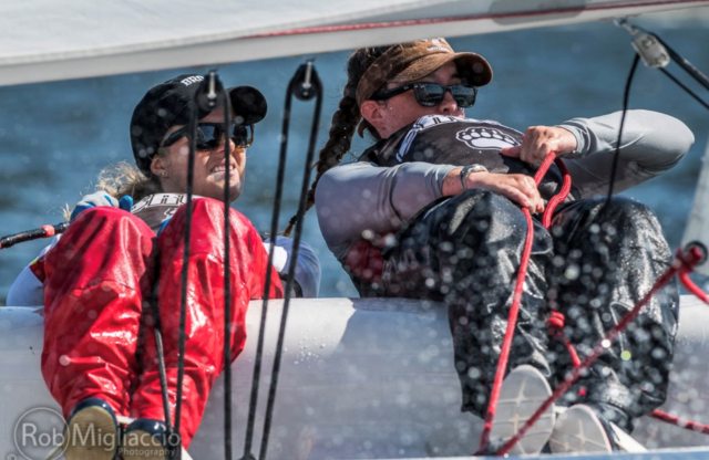 ICSA News Update #4: Brown continues its dominance in Women's Sailing