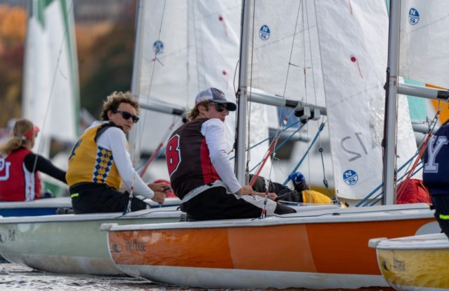 ICSA News: Conference Championships Conclude the ICSA Doublehanded Season