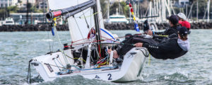 2020 HARKEN YOUTH INTERNATIONAL MATCH RACING CUP @ Royal New Zealand Yacht Squadron