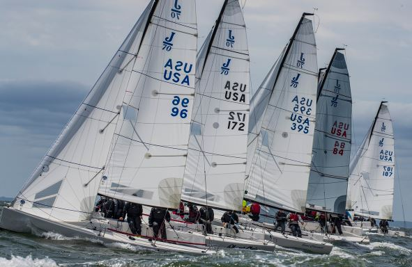 Long Island Sound One Design hub seeks Racing Coaches for its Junior Program
