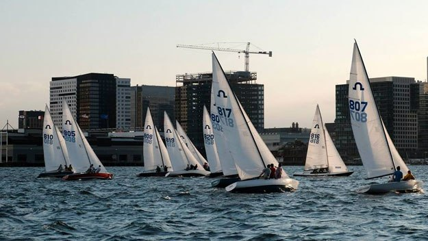 Airwaves Career Center Spotlight: Sailing Coach in Boston