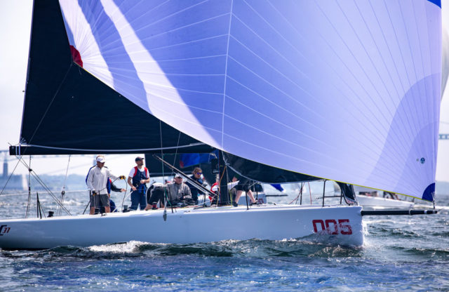 Airwaves Career Center Spotlight: Melges IC37 Class 2020 Coach