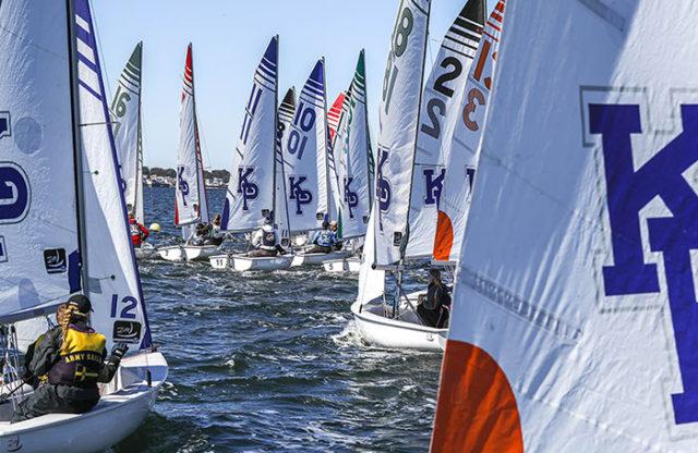 Asst. Dinghy Sailing Coach – Kings Point (USMMA)